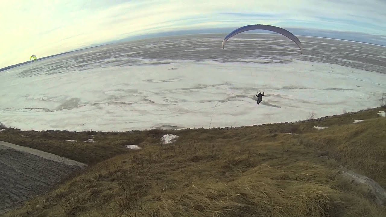 Parapente vs Kite
