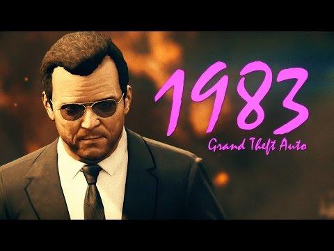 Grand Theft Auto V As An '80s TV Show