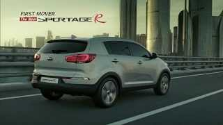 Kia The new Sportage R 2014 commercial 기아 더 뉴 스포티지 R