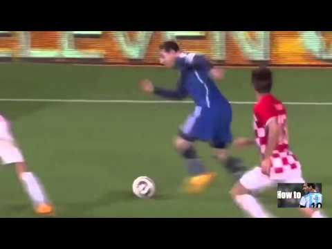 Play like Messi - Footwork 5: The Fake Touch