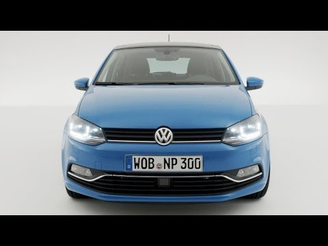 ► NEW 2014 Volkswagen Polo - DESIGN