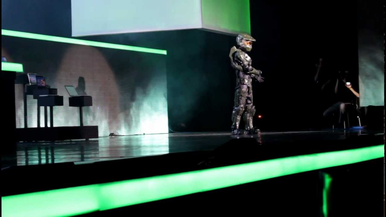 You've Never Heard A Master Chief This Creepy