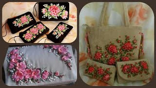 Most Stylish And Beautiful Handmade Bag Collection For Girls