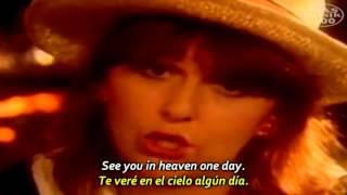 Mike Oldfield ft. Maggie Reilly - Moonlight Shadow (Subtitulado Esp.+ Lyrics) Oficial