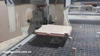 MÁY GIA CÔNG TRUNG TÂM CNC 3D PRO-MASTER T3 WOODMASTER