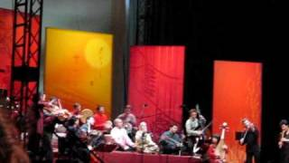 Alim and Ferghana Qasimov with the Silk Road Ensemble Lincoln Center June 2009