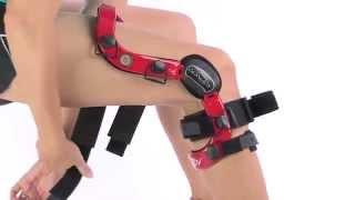 Video: Donjoy Defiance Custom Knee Brace