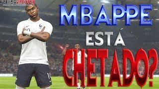 MBAPPE ¿ESTÁ CHETADO? - DEMO PES 2019 | DannyAnakin