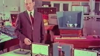 Professor Eric Laithwaite: The Circle of Magnetism - 1968