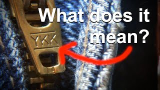 Why Zippers Have YKK on Them and What Completely Different Colour Carrots Were Before the 1700s