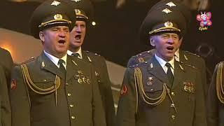 נצא לקרב - השיר הרוסי Cossack Song Red Army Choir Alexandrov Ensemble