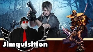 Resident Evil 4 PlayStation 2 Review - Video Review - Most