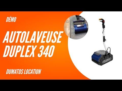 Nettoyer un tapis très sale avec le duplex 340 - DUMATOS LOCATION Nettoyer un tapis très sale avec le duplex 340 - DUMATOS LOCATION