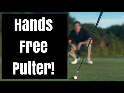 Episode 12 – Bloodline Putter Review – Hands Free Putting for Golf! – Kickstarter Review