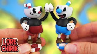 Making Cuphead and Mugman