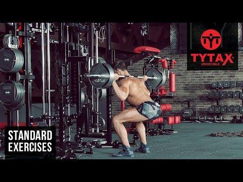 TYTAX® T1-X   Barbell Full Squat