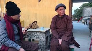 Phỏng vấn Thầy Huyền Diệu - Việt Nam Phật Quốc Tự