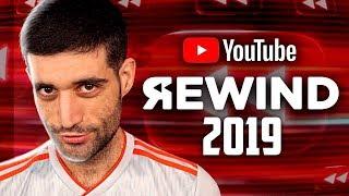 Youtube Rewind 2019, mais uma decepção - REACT #youtuberewind