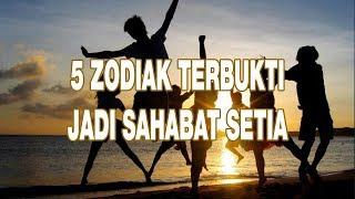 5 Zodiak ini Terbukti Jadi Sahabat yang Setia