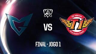 SSG x SKT (Final - Jogo 1) Mundial 2016