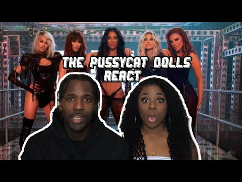 The Pussycat Dolls - React (official music video) REACTION