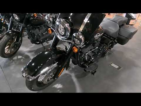 2020 Harley-Davidson Heritage Softail Classic 114