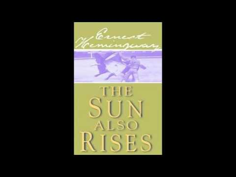 English Audio Book The Sun Also Rises by Ernest Hemingway – Natural voice