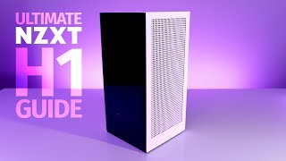 Building a TINY PC Step-by-Step! (Ultimate NZXT H1 Guide)