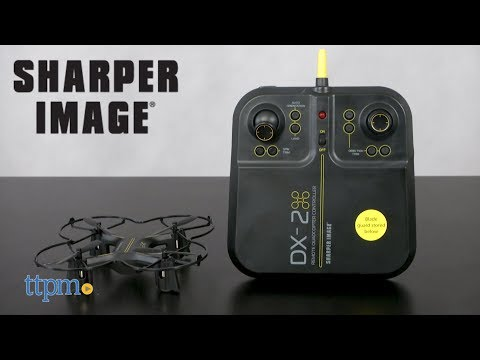 Dx 2 Stunt Drone From Sharper Image