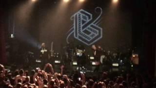 Big Gram/Phantogram - Buckhead Theatre Atlanta GA - Drum Machine (Feat Big Boi)