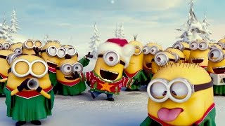 YouTube e-card Minions Christmas Song kerstmis