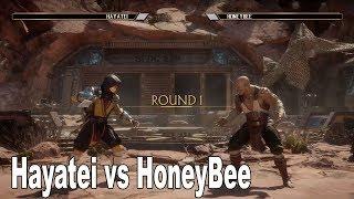 Download Mortal Kombat 11 - Hayatei (Scorpion) vs HoneyBee