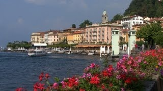 FOOTLOOSE IN THE ITALIAN LAKES DVD ~ Garda Como Lugano Maggiore Travel guide video