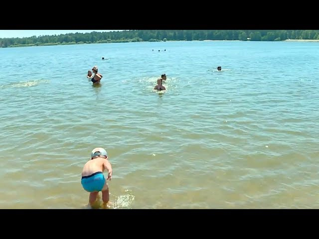 Роспотребнадзор запретил купаться в водоёмах