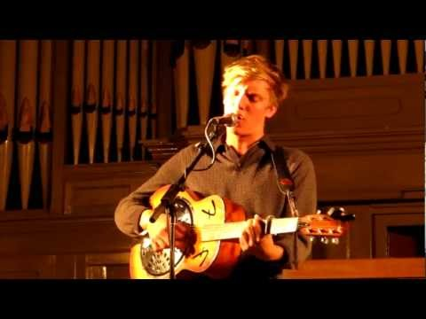 George Ezra - Angry Hill - Live Gathering Festival - 20th October