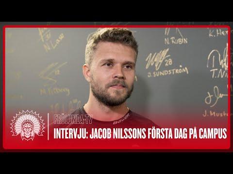 Youtube: Första intervjun med Jacob Nilsson