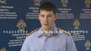 Душегуб из Питера показал, как резал сына в Новокузнецке