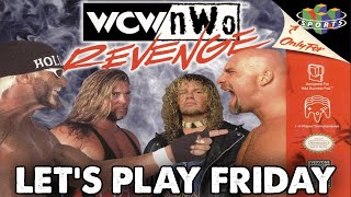 WCW/nWo Revenge - Let's Play Friday.