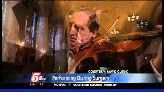 Violinist Fiddles During His own Brain Surgery