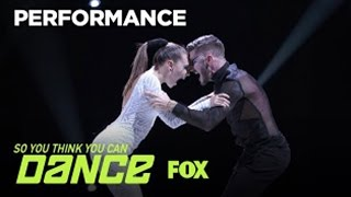 Contemporary Performance   Season 13 Ep  11   SO YOU THINK YOU CAN DANCE