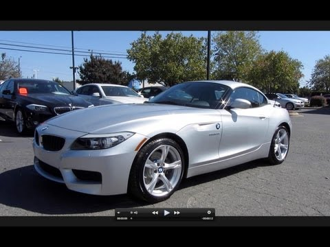 2012 BMW Z4 S-drive 28i 2.0T In-Depth Review