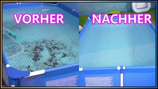 Intex Pool Reinigungsset Deluxe - Ein ganz tolles Werkzeug um den Pool sauber zu halten