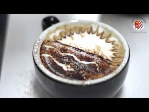 INUS Barista & Coffee Art Course