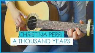 (Christina Perri) A Thousand Years   Sungha Jung