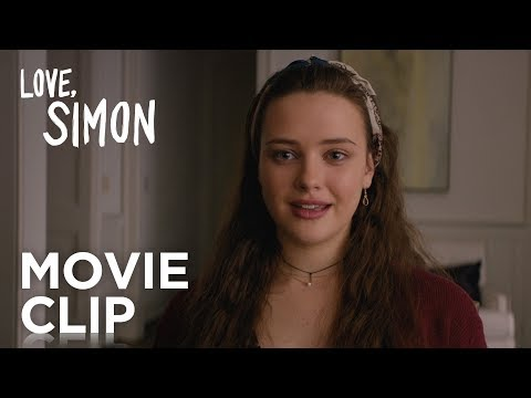 Love, Simon Clip 'Why Is Straight the Default?'
