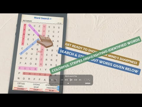 Video of Word Search +