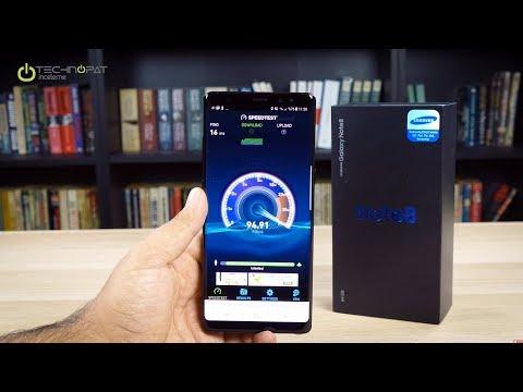 Galaxy Note 8 İncelemesi