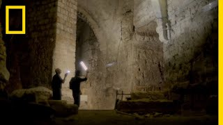 Underground Templar Caves | Lost Cities with Albert Lin