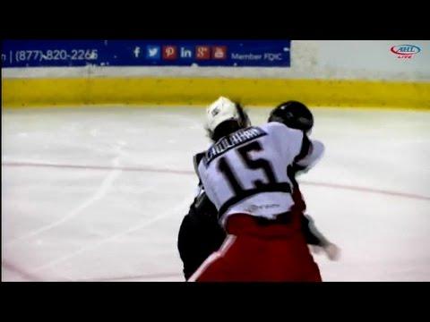 Mitchell Callahan vs. Kerby Rychel