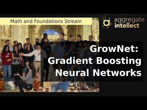 Gradient Boosting Neural Networks